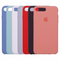 "Чехол Silicone case (AAA) для Apple iPhone 7 plus / 8 plus (5.5"")"