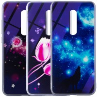 TPU+Glass чехол Fantasy с глянцевыми торцами для Xiaomi Redmi K20 / K20 Pro / Mi9T / Mi9T Pro
