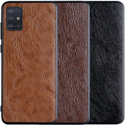 Кожаный чехол PU Retro classic для Samsung Galaxy A51