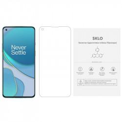 Защитная гидрогелевая пленка SKLO (экран) (тех.пак) для OnePlus Nord N10 5G