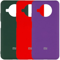 Чехол Silicone Cover My Color Full Protective (A) для Xiaomi Mi 10T Lite / Redmi Note 9 Pro 5G