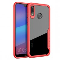 TPU+PC чехол iPaky Luckcool Series для Huawei P20 Lite