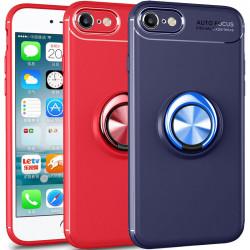 """TPU чехол Deen ColorRing под магнитный держатель (opp) для Apple iPhone 7 / 8 / SE (2020) (4.7"""")"""