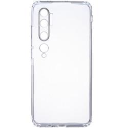 TPU чехол GETMAN Transparent 1,0 mm для Xiaomi Mi Note 10 / Note 10 Pro / Mi CC9 Pro