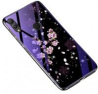 TPU+Glass чехол Fantasy с глянцевыми торцами для Huawei Honor Play