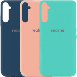 Чехол Silicone Cover My Color Full Protective (A) для Realme 6 Pro