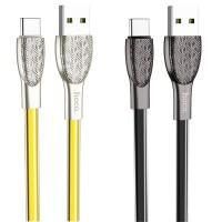Дата кабель Hoco U52 Bright Type-C Cable (1.2m)