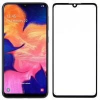 Защитное стекло 3D 9H (full glue) (без упаковки) для Samsung Galaxy A10 / A10s / M10
