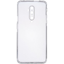 TPU чехол GETMAN Transparent 1,0 mm для OnePlus 7T Pro