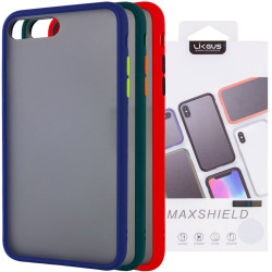 "TPU+PC чехол LikGus Maxshield для Apple iPhone 7 plus / 8 plus (5.5"")"