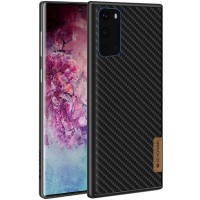 Карбоновая накладка G-Case Dark series для Samsung Galaxy S20