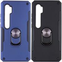 Ударопрочный чехол SG Ring Color магнитный держатель для Xiaomi Mi Note 10 / Note 10 Pro /Mi CC9 Pro