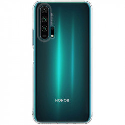 TPU чехол GETMAN Transparent 1,0 mm для Huawei Honor 20 Pro