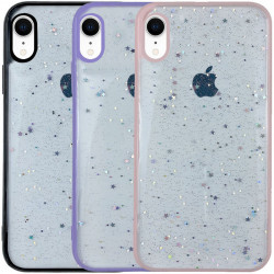 "TPU+PC чехол Shiny Stars для Apple iPhone XR (6.1"")"