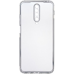 TPU чехол GETMAN Transparent 1,0 mm для Xiaomi Redmi K30 / Poco X2