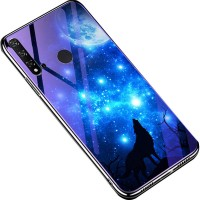 TPU+Glass чехол Fantasy с глянцевыми торцами для Huawei Nova 5i / P20 lite (2019)