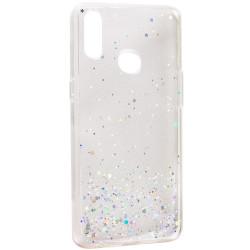 Уценка TPU чехол Star Glitter для Samsung Galaxy A10s