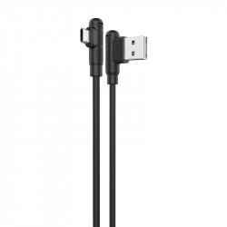 """Дата кабель Hoco X46 """"Pleasure"""" USB to MicroUSB (1m)"""