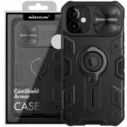 "TPU+PC чехол Nillkin CamShield Armor (шторка на камеру) для Apple iPhone 12 mini (5.4"")"