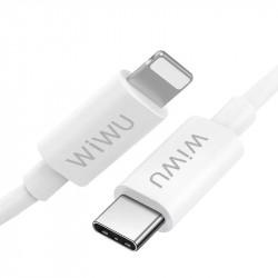 Дата кабель WIWU Youpin G90 Type-C to Lightning (1m)