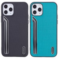 "TPU чехол SHENGO Textile series для Apple iPhone 11 Pro Max (6.5"")"