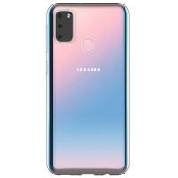 TPU чехол GETMAN Transparent 1,0 mm для Samsung Galaxy M31