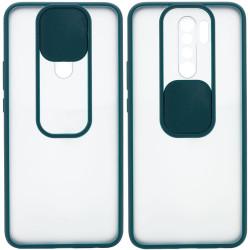 Уценка Чехол Camshield mate TPU со шторкой для камеры для Xiaomi Redmi Note 8 Pro