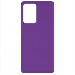 Уценка Чехол Silicone Cover Full without Logo (A) для Samsung Galaxy A52 4G / A52 5G