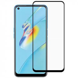 Защитное стекло XD+ (full glue) (тех.пак) для Oppo A54 4G