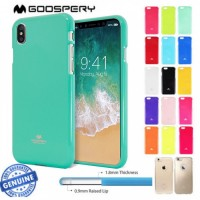 "TPU чехол Mercury Jelly Color series для Apple iPhone X (5.8"") / XS (5.8"")"