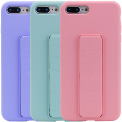 "Уценка Чехол Silicone Case Hand Holder для Apple iPhone 7 plus / 8 plus (5.5"")"