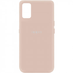 Уценка Чехол Silicone Cover My Color Full Protective (A) для Oppo A52 / A72 / A92