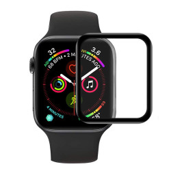 Полимерная пленка 3D (full glue) (тех.пак) для Apple watch 38mm