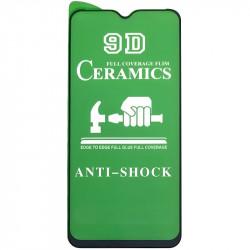 Защитная пленка Ceramics 9D (без упак.) для Samsung Galaxy A12 / A32 5G