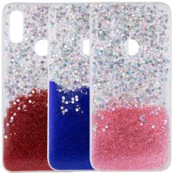 TPU чехол Galaxy Glitter для Xiaomi Redmi 7