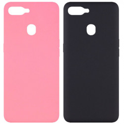 Чехол Silicone Cover Full without Logo (A) для Oppo A5s / Oppo A12