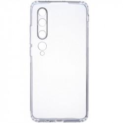 TPU чехол GETMAN Transparent 1,0 mm для Xiaomi Mi 10 / Mi 10 Pro