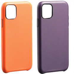 "Кожаный чехол AHIMSA PU Leather Case (A) для Apple iPhone 11 Pro (5.8"")"