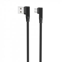 "Дата кабель Hoco U83 ""Puissant Silicone"" MicroUSB (1.2 m)"