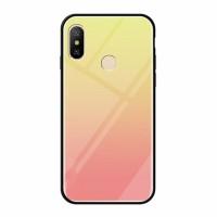 TPU+Glass чехол Gradient series для Xiaomi Mi 8 SE
