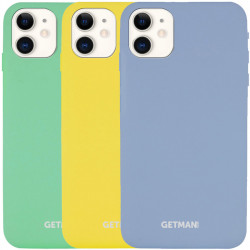 "Чехол Silicone Case GETMAN for Magnet для Apple iPhone 11 (6.1"")"