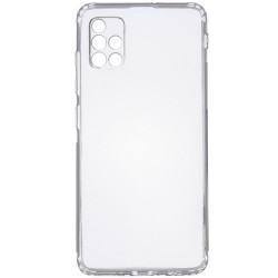 TPU чехол GETMAN Transparent 1,0 mm для Samsung Galaxy A51