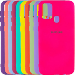 Чехол Silicone Cover My Color Full Protective (A) для Samsung Galaxy M31
