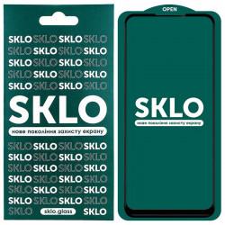 Защитное стекло SKLO 5D (full glue) для Oppo A53 / A32 / A33