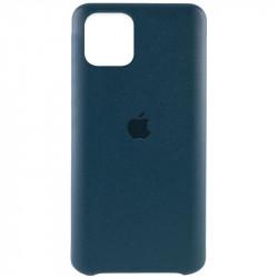 """Уценка Кожаный чехол AHIMSA PU Leather Case Logo (A) для Apple iPhone 12 Pro Max (6.7"""")"""