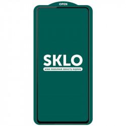 Защитное стекло SKLO 5D (full glue) (тех.пак) для Oppo A54 4G