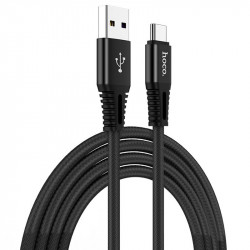 Дата кабель Hoco X22 5A Quick Charger Type-C Cable (1m)
