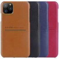 "Кожаная накладка G-Case Cardcool Series для Apple iPhone 11 Pro Max (6.5"")"