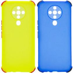 TPU чехол Ease Glossy Buttons Full Camera для TECNO Spark 6