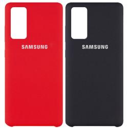 Уценка Чехол Silicone Cover (AAA) для Samsung Galaxy S20 FE